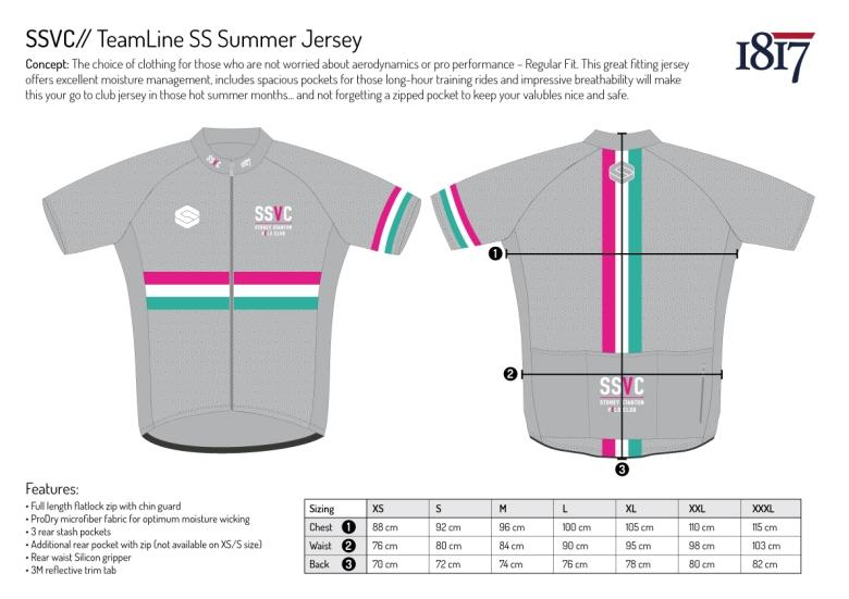 Summer Shirt Sizing v2